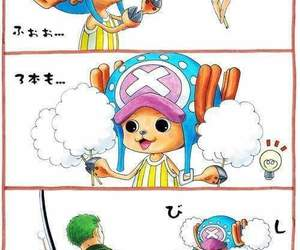 anime, chopper, and manga image
