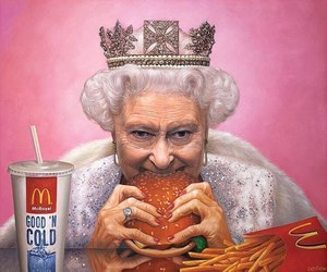 art, english, and Queen image