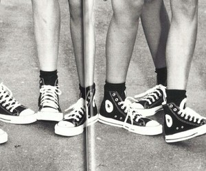 theme, converse, and grunge image