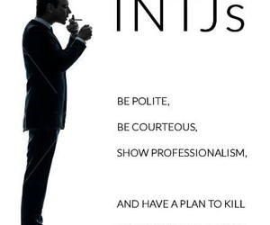 plans, strong, and intj image