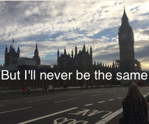 alone, Big Ben, and city image