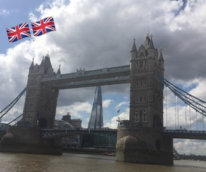 britain, love, and london image
