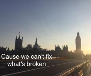 Big Ben, broken, and fix image