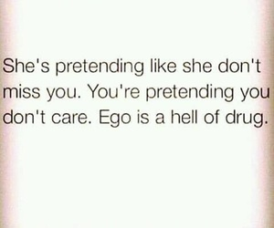 ego, care, and drugs image