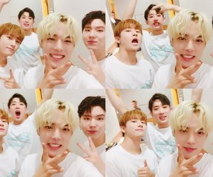 monsta x, kpop, and minhyuk image