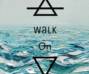 jaredleto, walkonwater, and shannonleto image