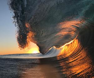 ocean, ola, and trip image