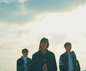 bts, jin, and spring day image
