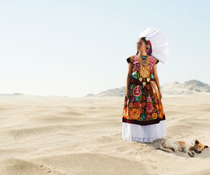 culture, fashion, and mexican image