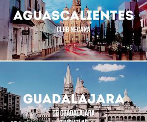 guadalajara, traveling, and travel image