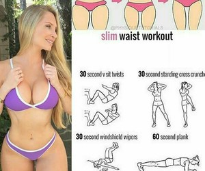 exercises, workout, and fitness image