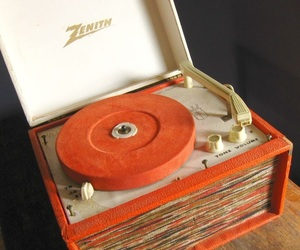 music and record image