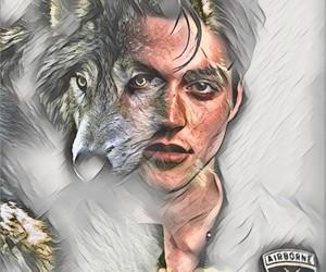 werewolf, teenwolf, and tylerposey image
