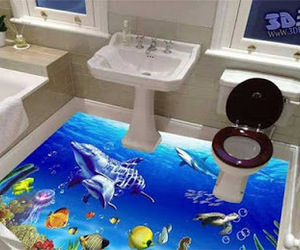 3d, epoxy, and floor painting image