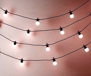 light, pink, and tumblr image