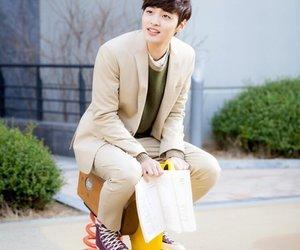actor, kim min jae, and korean image