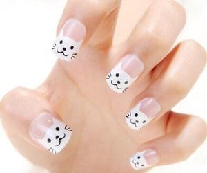 kitty and nails image