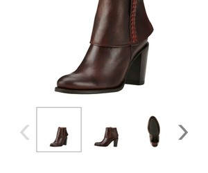 booties, boots, and leather image