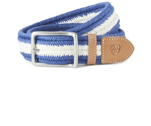 belt, white, and ariat image