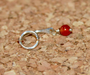 belly button ring, etsy, and handmade jewelry image
