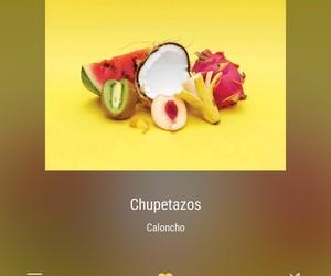 fruta, music, and playlist image