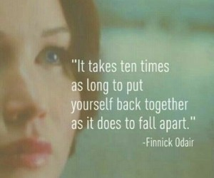 quote, the hunger games, and finnick odair image