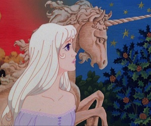 the last unicorn and unicorn image