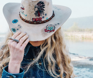 fall 2017, cowgirl style, and western wear image