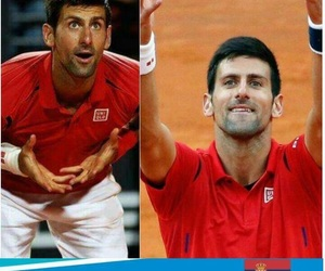 Rafael Nadal, roger federer, and andy murray image