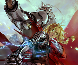 fullmetal alchemist and anime image