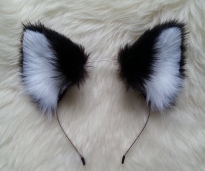 cosplay, ears, and furry image