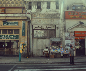 egypt, street, and cairo image