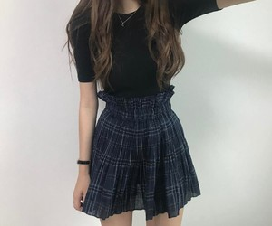 kfashion and skirt image