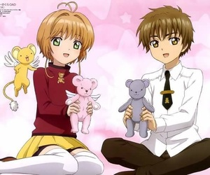 anime, sakura, and cardcaptor sakura image