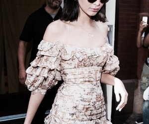 kendall jenner, beauty, and dress image