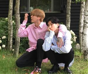 ulzzang, boy, and friendship image