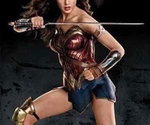justice league, wonder woman, and dc comics image