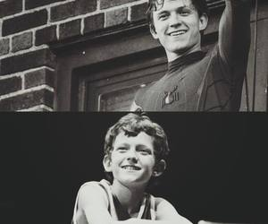 Billy Elliot, spiderman, and tom holland image