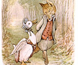 fairy tale, fox, and story image