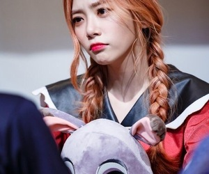 dreamcatcher, idol, and rookie image