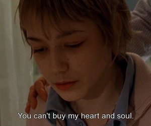 quotes, heart, and movies image