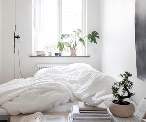 interior, design, and bed image