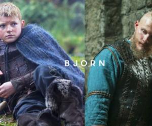 bjorn, vikings, and vikings serie image