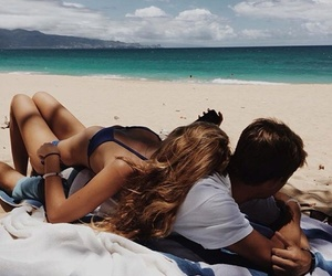 beach, best friends, and couples image