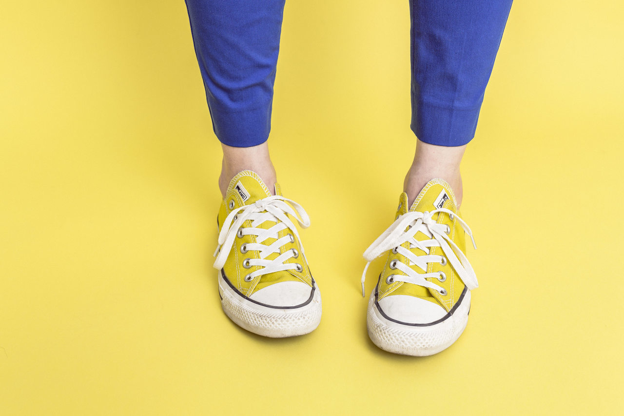 converse, girl, and jeans image