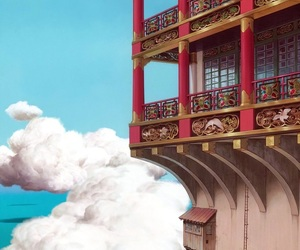 spirited away, anime, and studio ghibli image