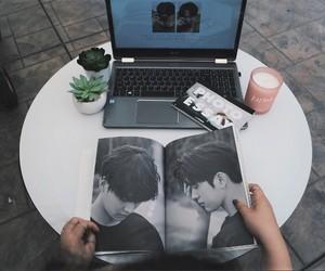 aesthetic, kpop, and jinyoung image