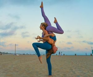 amazing, fitness, and yogi image