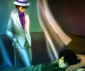 yaoi, kaishin, and detective conan image
