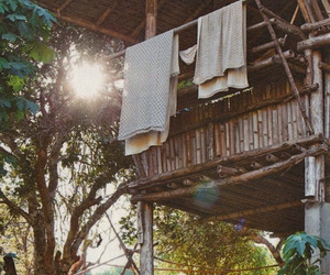 nature, vintage, and hipster image